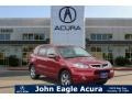 2007 Moroccan Red Pearl Acura RDX Technology #113197243