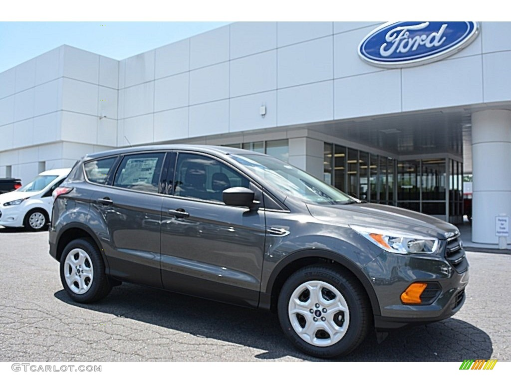 2017 Magnetic Ford Escape S 113197379 Photo 18