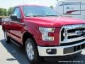 2016 Race Red Ford F150 XLT Regular Cab 4x4  photo #29