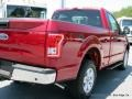 2016 Race Red Ford F150 XLT Regular Cab 4x4  photo #30