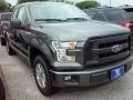 Magnetic 2016 Ford F150 XL SuperCab