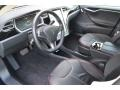 2014 Model S  Black Interior