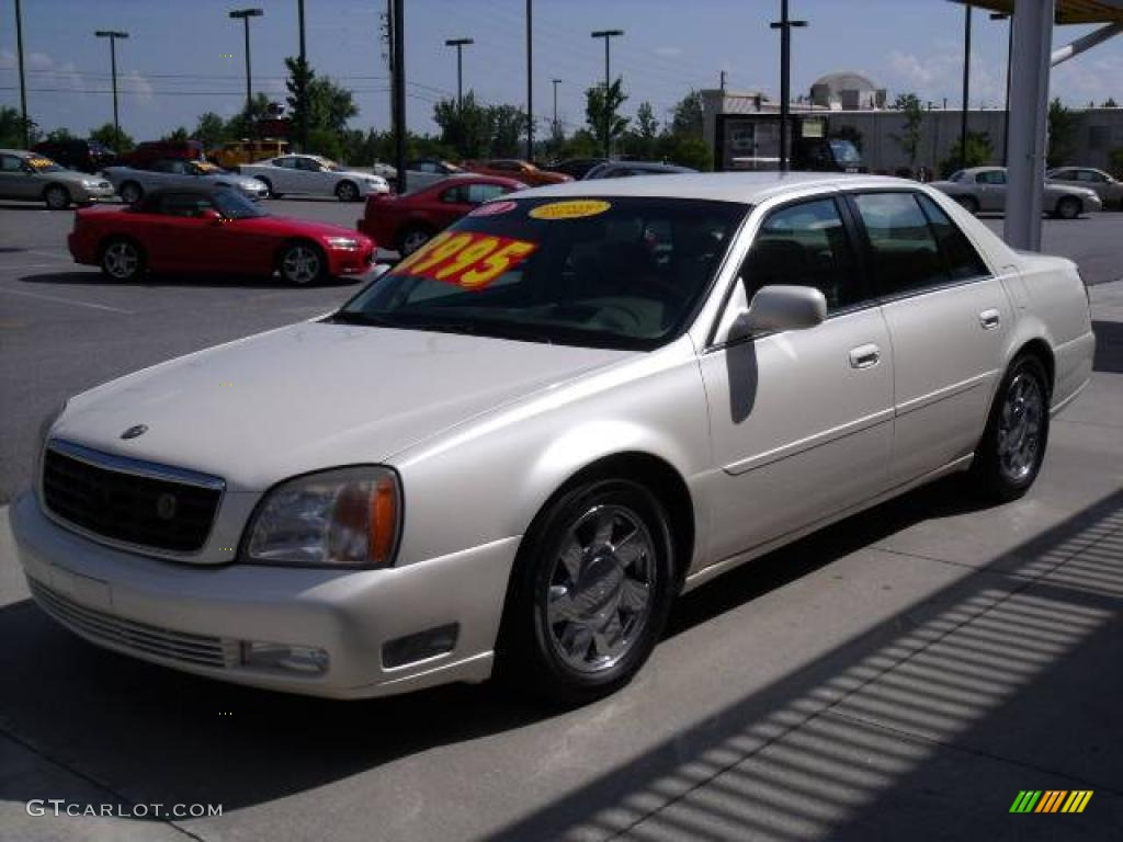 2000 white diamond cadillac deville dts 11327280. Cars Review. Best American Auto & Cars Review