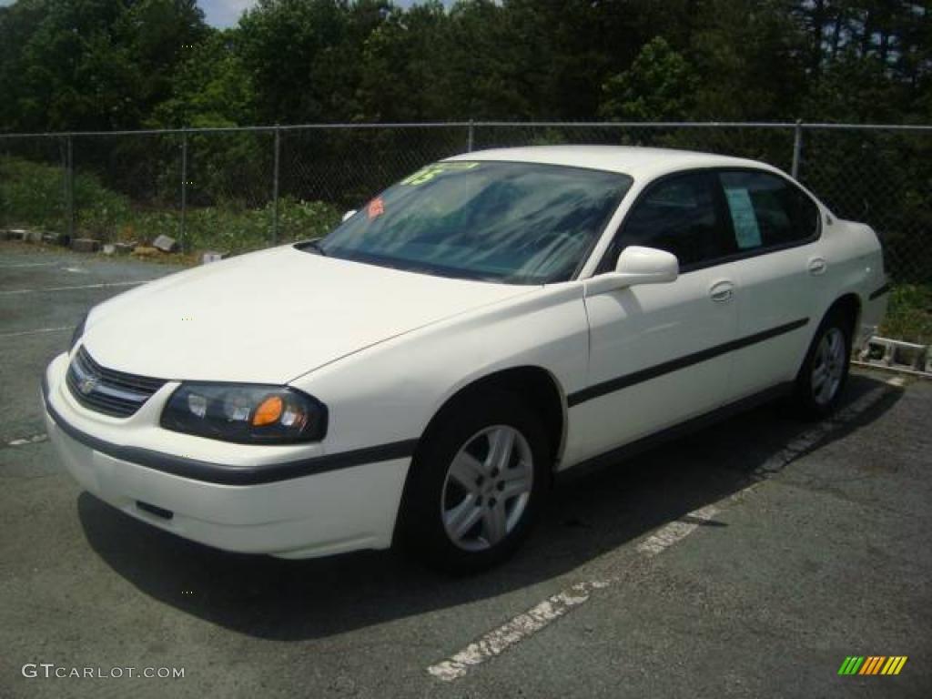 2005 white chevrolet impala police 11327308 gtcarlot. Black Bedroom Furniture Sets. Home Design Ideas