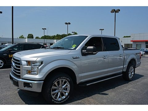 2016 Ford F150 XLT SuperCrew 4x4 Data, Info and Specs