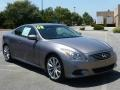 Amethyst Graphite Gray 2008 Infiniti G 37 S Sport Coupe