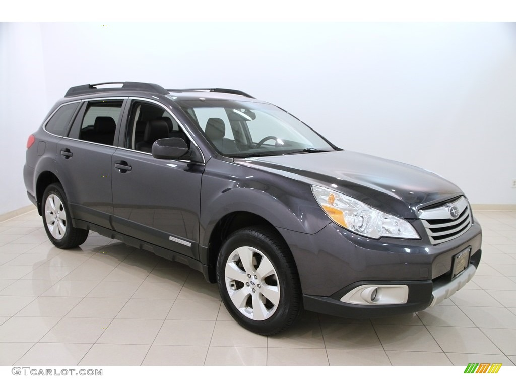 2012 graphite gray metallic subaru outback 3 6r limited 113296340 car color. Black Bedroom Furniture Sets. Home Design Ideas