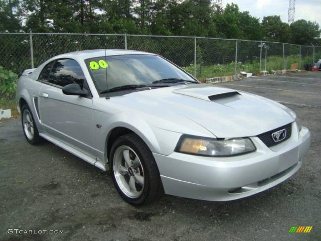 2000 ford mustang silver paint. Black Bedroom Furniture Sets. Home Design Ideas