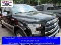Shadow Black 2016 Ford F150 King Ranch SuperCrew 4x4