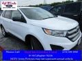 Oxford White 2016 Ford Edge SE