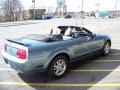 2006 Windveil Blue Metallic Ford Mustang V6 Premium Convertible  photo #4