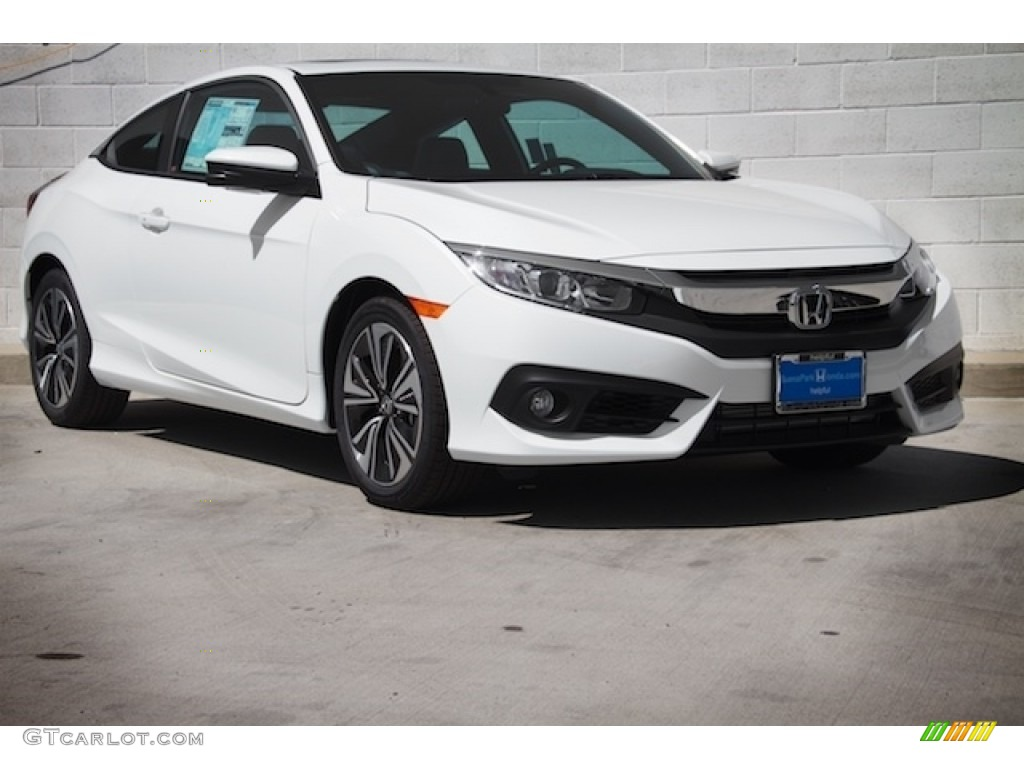 2016 white orchid pearl honda civic ex t coupe 113331005 car color galleries. Black Bedroom Furniture Sets. Home Design Ideas