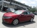 Ruby Red 2013 Lincoln MKS EcoBoost AWD