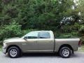 2013 Prairie Pearl Ram 1500 SLT Crew Cab 4x4 #113330592