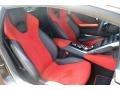 Front Seat of 2015 Huracan LP 610-4