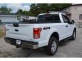 Oxford White - F150 XLT Regular Cab 4x4 Photo No. 3