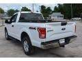 Oxford White - F150 XLT Regular Cab 4x4 Photo No. 7