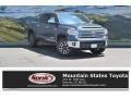 2016 Magnetic Gray Metallic Toyota Tundra Limited CrewMax 4x4  photo #1