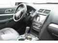 2016 Guard Metallic Ford Explorer XLT 4WD  photo #8