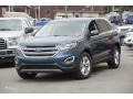 Too Good to Be Blue 2016 Ford Edge Gallery