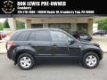 Black Pearl Metallic 2008 Suzuki Grand Vitara XSport 4x4