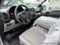Ingot Silver - F150 XLT Regular Cab 4x4 Photo No. 12