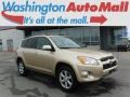 Sandy Beach Metallic 2011 Toyota RAV4 V6 Limited 4WD