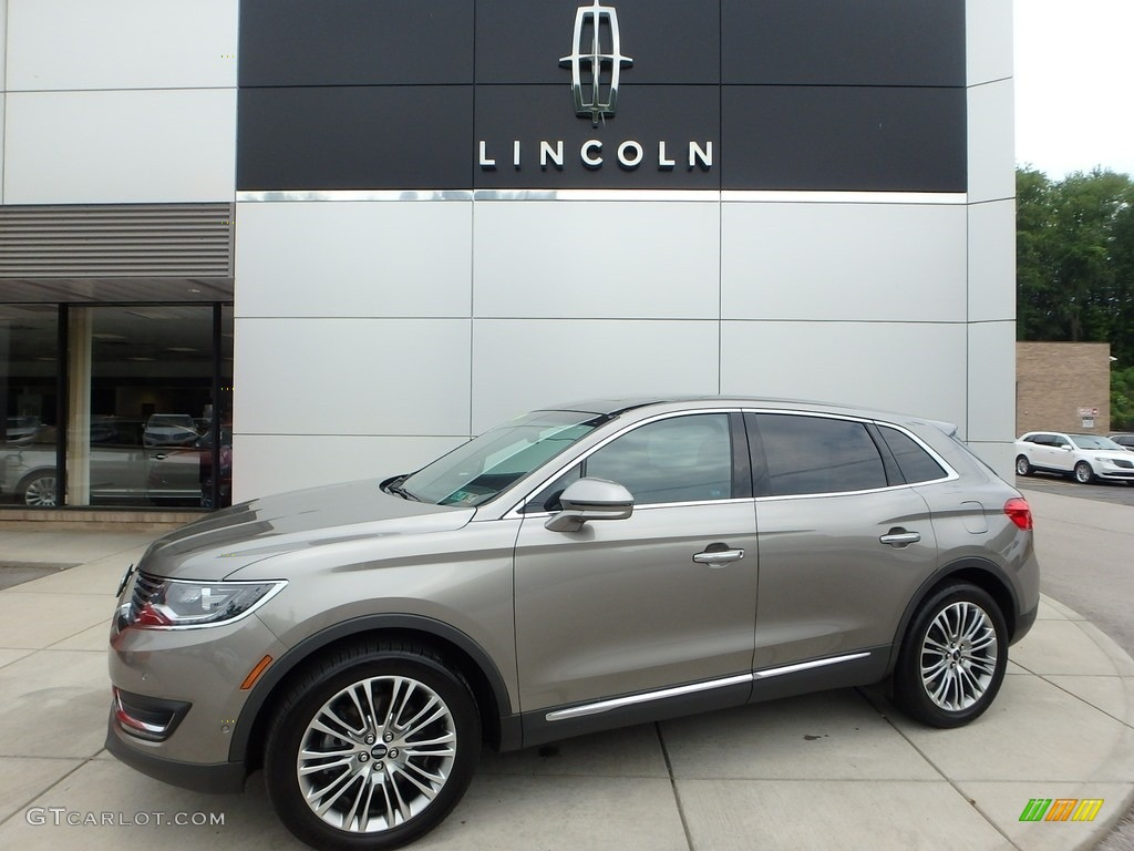 Luxe Metallic Lincoln Mkx