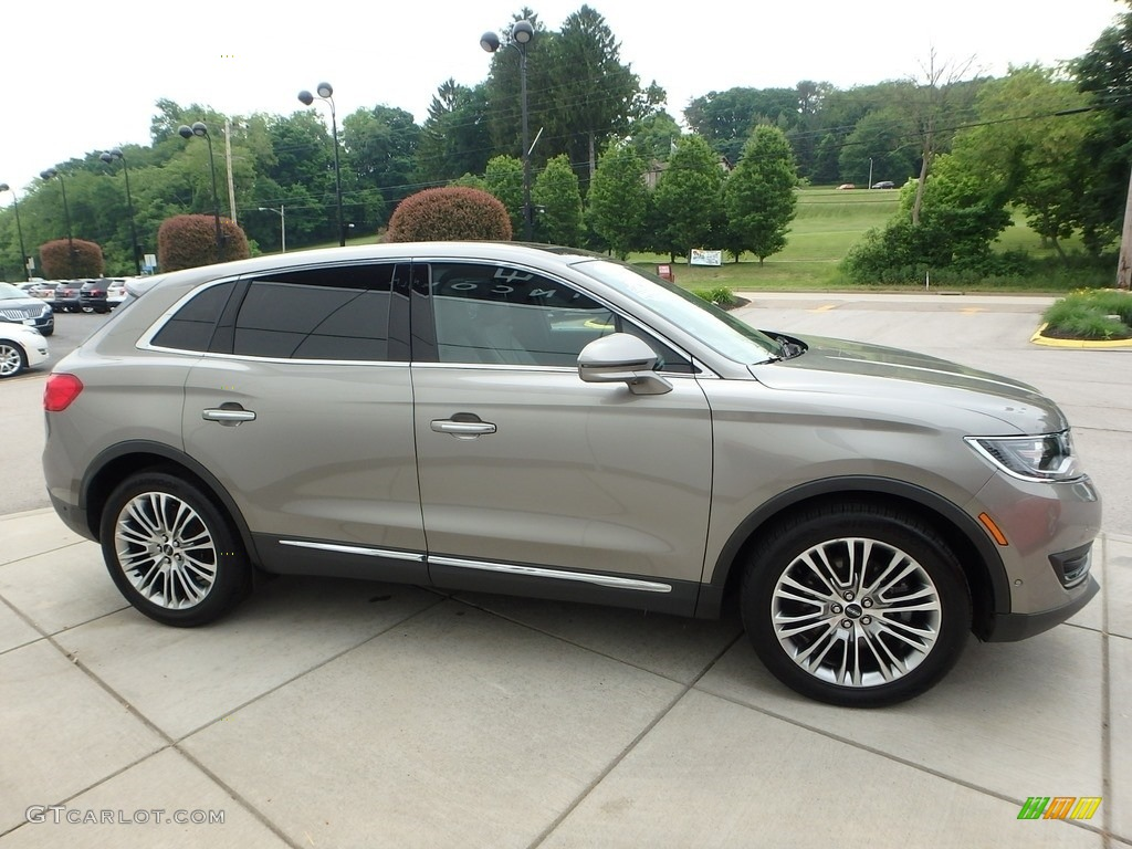 2016 Luxe Metallic Lincoln Mkx Reserve Awd 113488203
