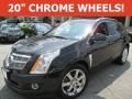 Black Ice Metallic 2012 Cadillac SRX Premium AWD