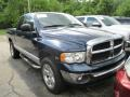 2004 Patriot Blue Pearl Dodge Ram 1500 ST Quad Cab 4x4  photo #4
