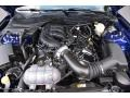 2016 Deep Impact Blue Metallic Ford Mustang V6 Coupe  photo #12