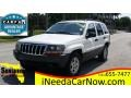 Stone White 2001 Jeep Grand Cherokee Gallery