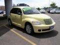 2007 Pastel Yellow Chrysler PT Cruiser Touring  photo #3