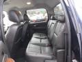 2011 Imperial Blue Metallic Chevrolet Silverado 1500 LTZ Crew Cab 4x4  photo #18