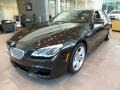 Citrin Black Metallic 2017 BMW 6 Series Gallery