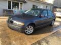 2003 Grey Green Metallic BMW 3 Series 325xi Sedan #113614916
