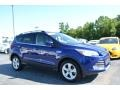 2013 Deep Impact Blue Metallic Ford Escape SE 1.6L EcoBoost #113614906