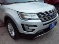 2016 Ingot Silver Metallic Ford Explorer XLT  photo #23