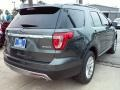 2016 Magnetic Metallic Ford Explorer XLT  photo #21