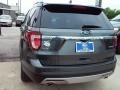 2016 Magnetic Metallic Ford Explorer XLT  photo #23