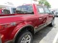 Ruby Red - F150 King Ranch SuperCrew 4x4 Photo No. 8