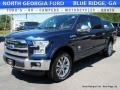Blue Jeans 2016 Ford F150 King Ranch SuperCrew 4x4