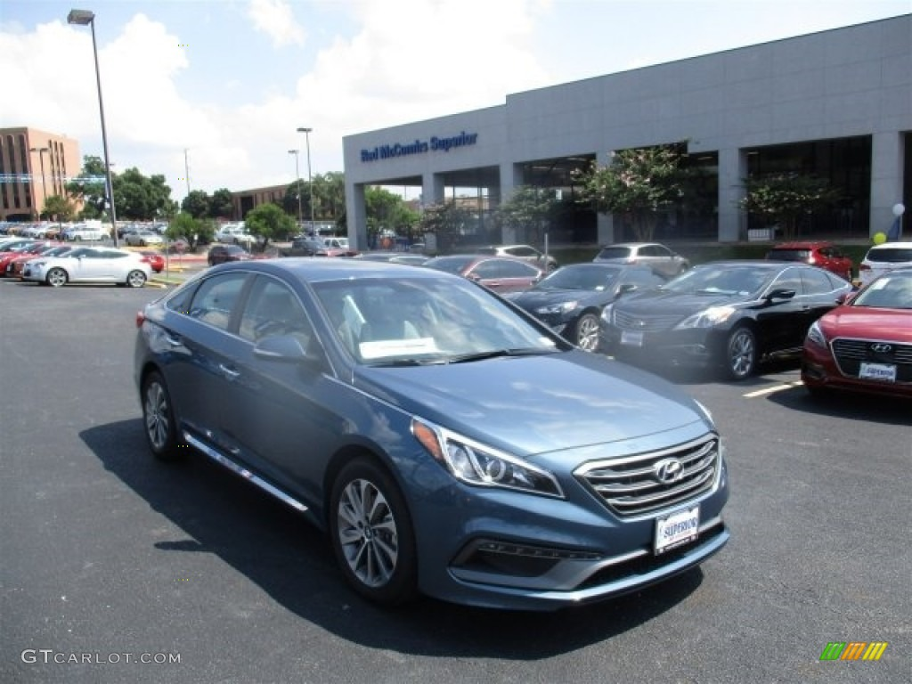2016 nouveau blue hyundai sonata sport 113666301 photo 6 car color galleries. Black Bedroom Furniture Sets. Home Design Ideas