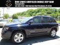 True Blue Pearl 2016 Jeep Compass Latitude 4x4