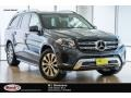 Steel Gray Metallic 2017 Mercedes-Benz GLS 450 4Matic