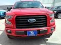 2016 Race Red Ford F150 XLT SuperCrew 4x4  photo #24