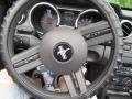 2007 Satin Silver Metallic Ford Mustang V6 Deluxe Convertible  photo #18
