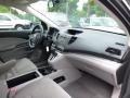 2014 Urban Titanium Metallic Honda CR-V LX AWD  photo #8