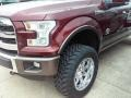 Bronze Fire - F150 King Ranch SuperCrew 4x4 Photo No. 7